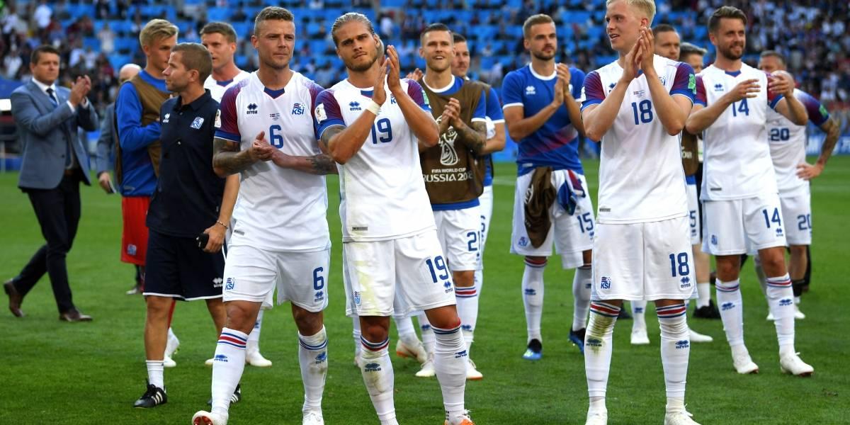 ¡Nuestros muchachos! Islandia y su sueño de octavos de final