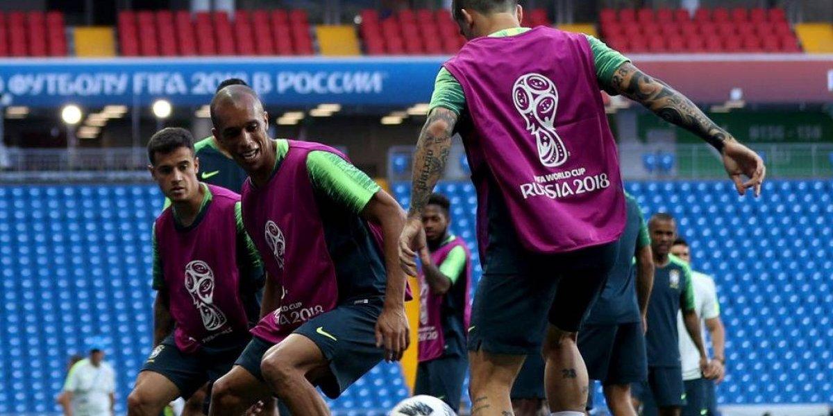 Tite, tras el empate de Brasil — Fueron los nervios
