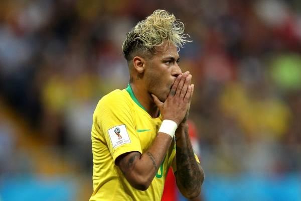 Tite habló sobre la lesión que sufrió Neymar