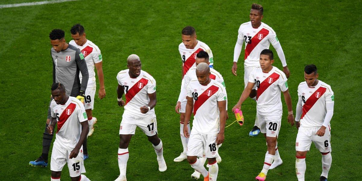 El sueño mundialista de Perú fue una pesadilla y ya están fuera de Rusia 2018