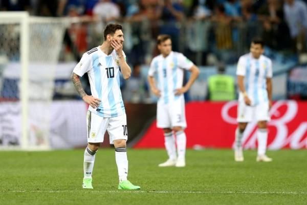 Lionel Messi no puede replicar su éxito con Barcelona vistiendo la Albiceleste / Foto: Getty Images