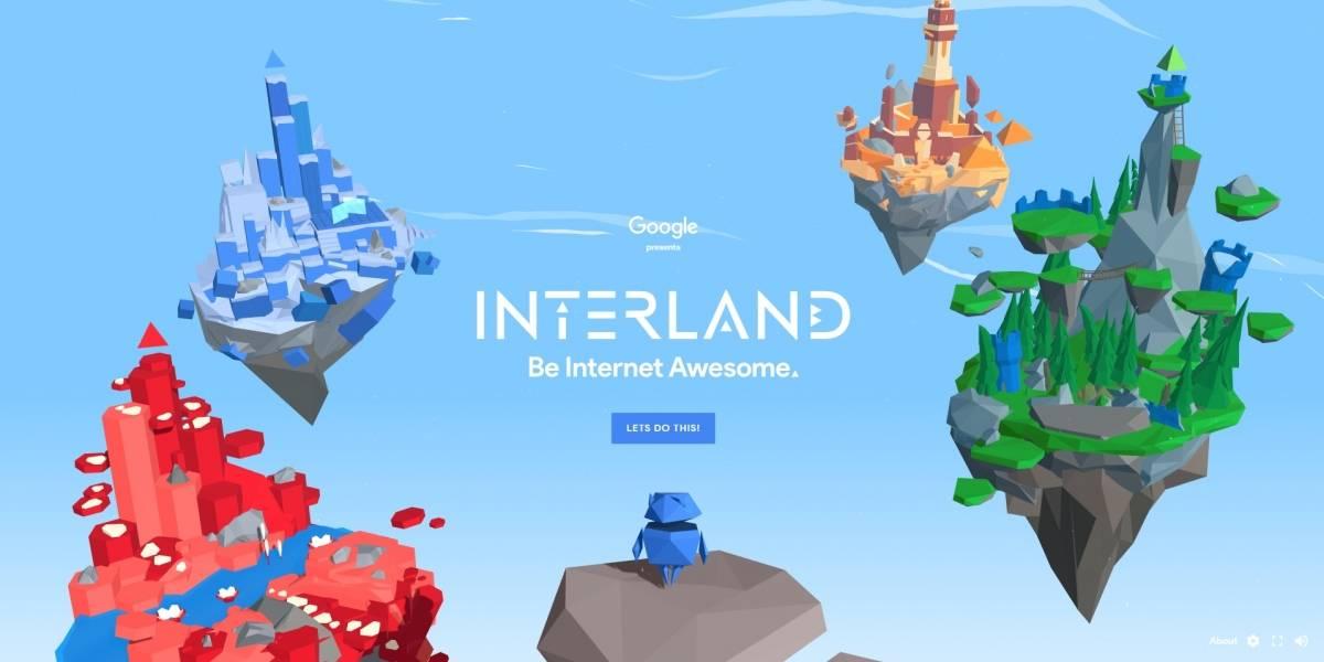 Google decide enseñarle a los niños cómo tener seguridad en Internet