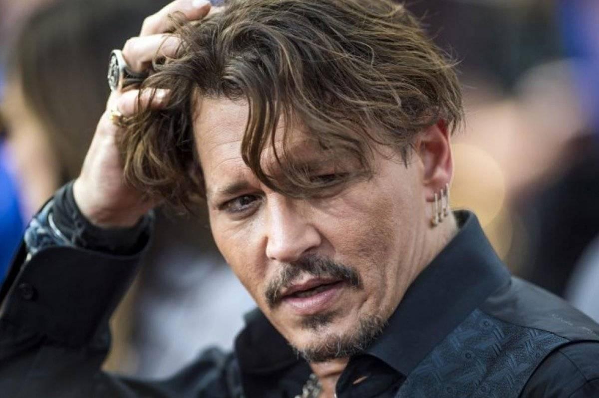 Johnny Depp Depresión