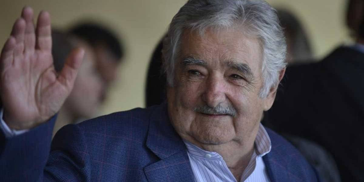 Lula é 'única saída' para o Brasil, diz Pepe Mujica