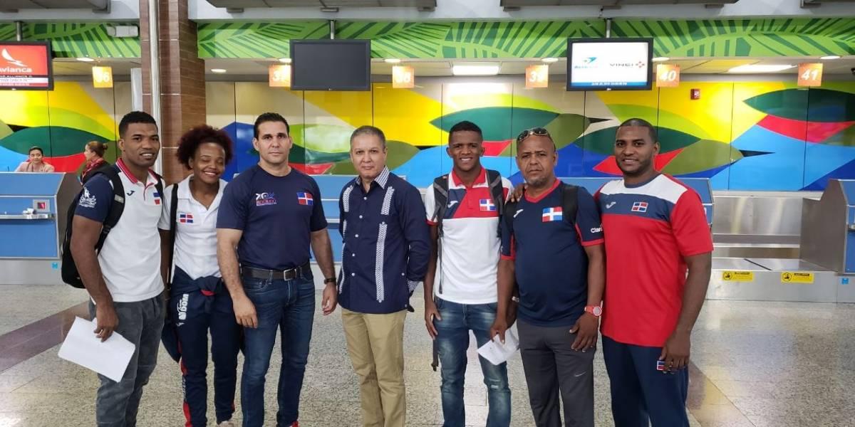 Judocas RD compiten desde hoy en clasificatorio Panamericanos 2019