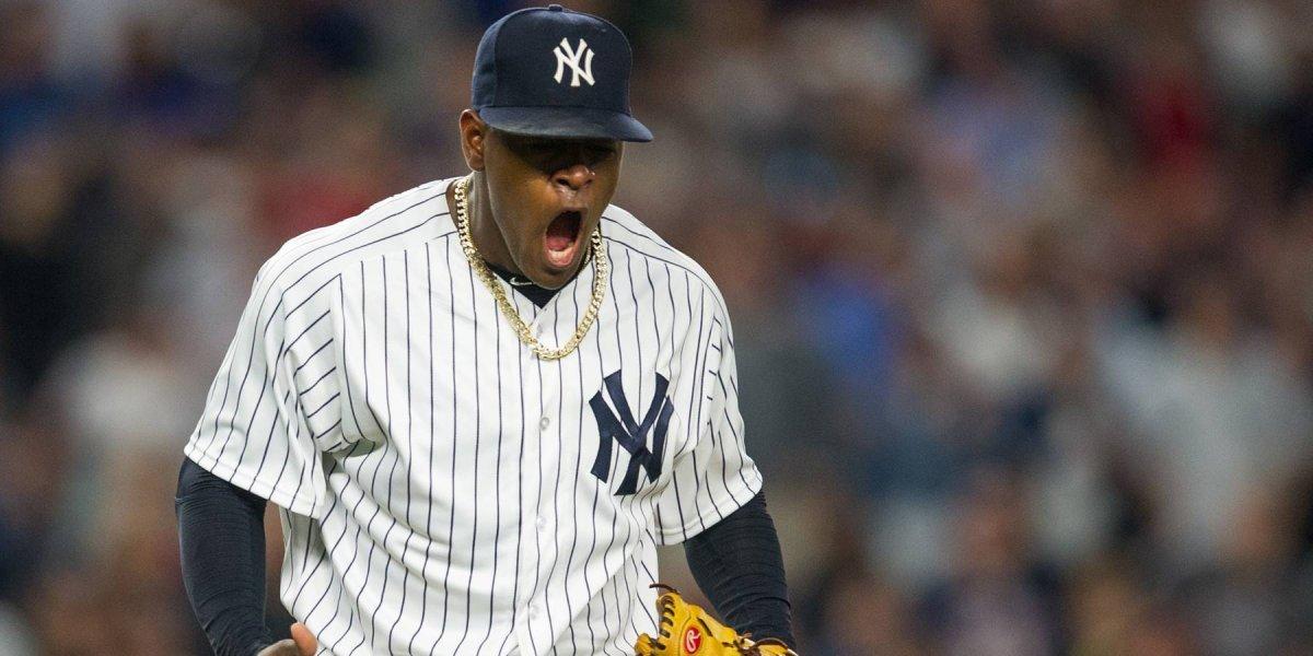 Luis Severino mantiene su dominio con los Yankees de NY