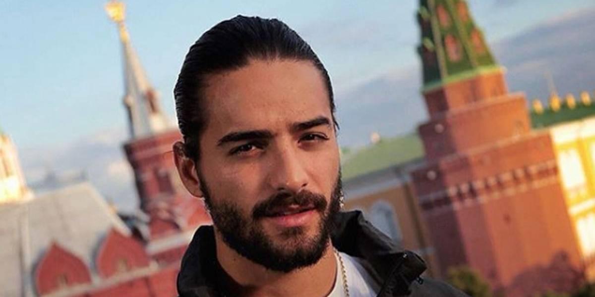 Minha felicidade ninguém pode levar, diz Maluma após ser roubado na Rússia