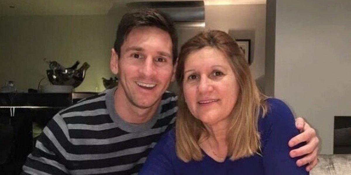 VIDEO.Mamá de Messi habla por primera vez yrevela el sufrimiento de su hijo