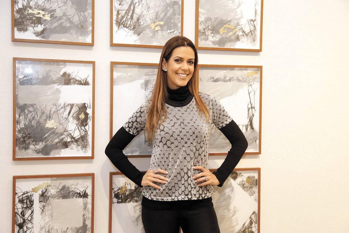 Marianne Pernambuco noite das mulheres 'Confragância' na galeria na Matias Brotas Elani Passos