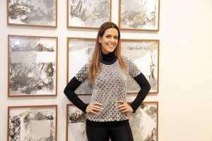 Marianne Pernambuco noite das mulheres 'Confragância' na galeria na Matias Brotas