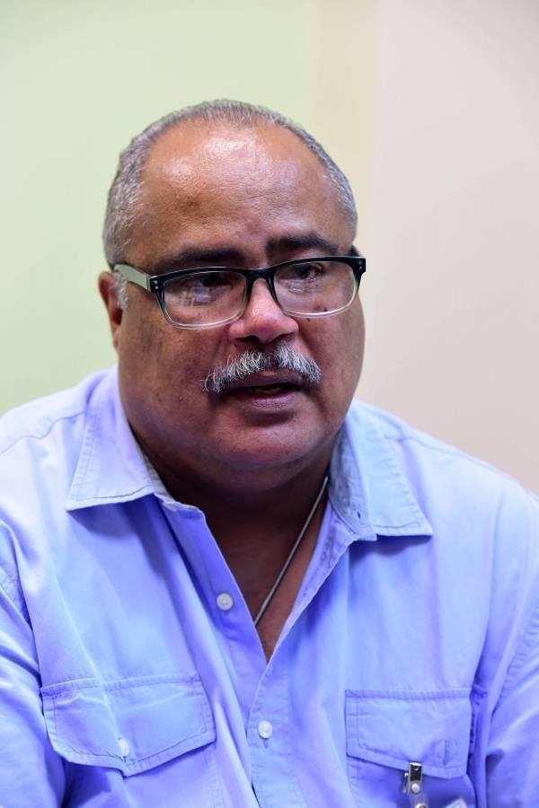El doctor Julio Marrero Guadalupe / Foto: Dennis Jones