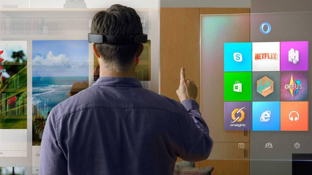 Microsoft Holo Lens Realidad Virtual