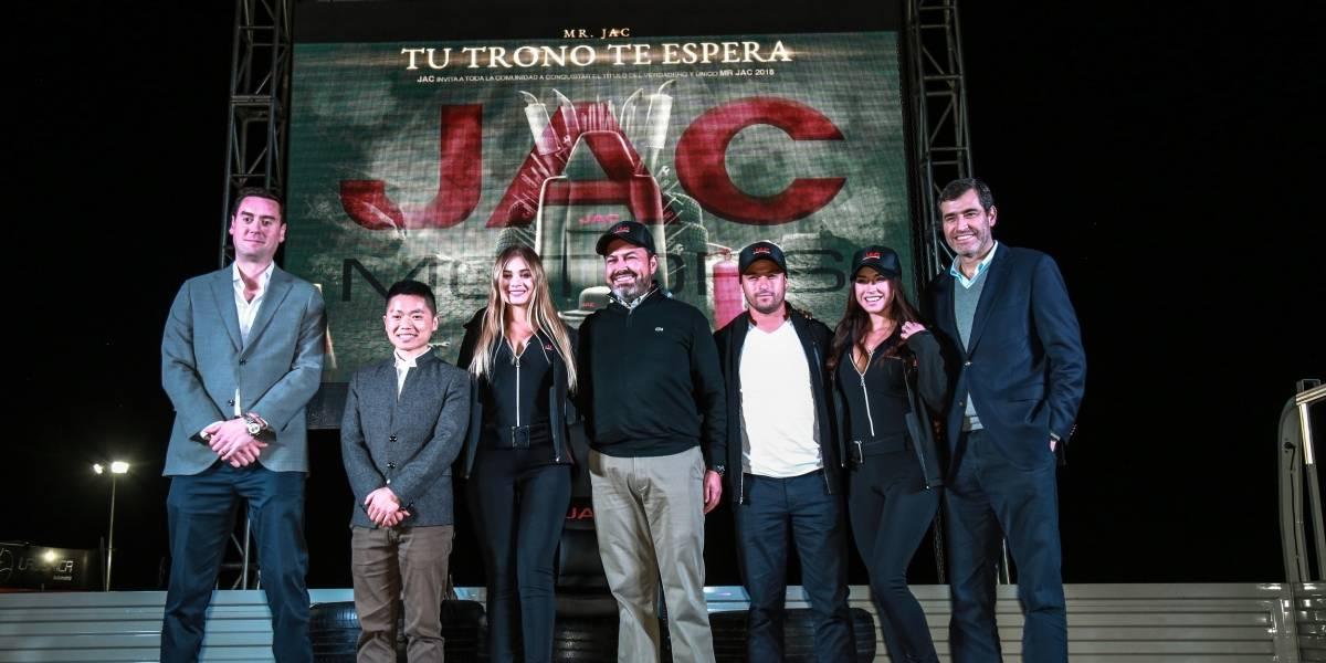 JAC Motors elige a los camioneros reyes del camino