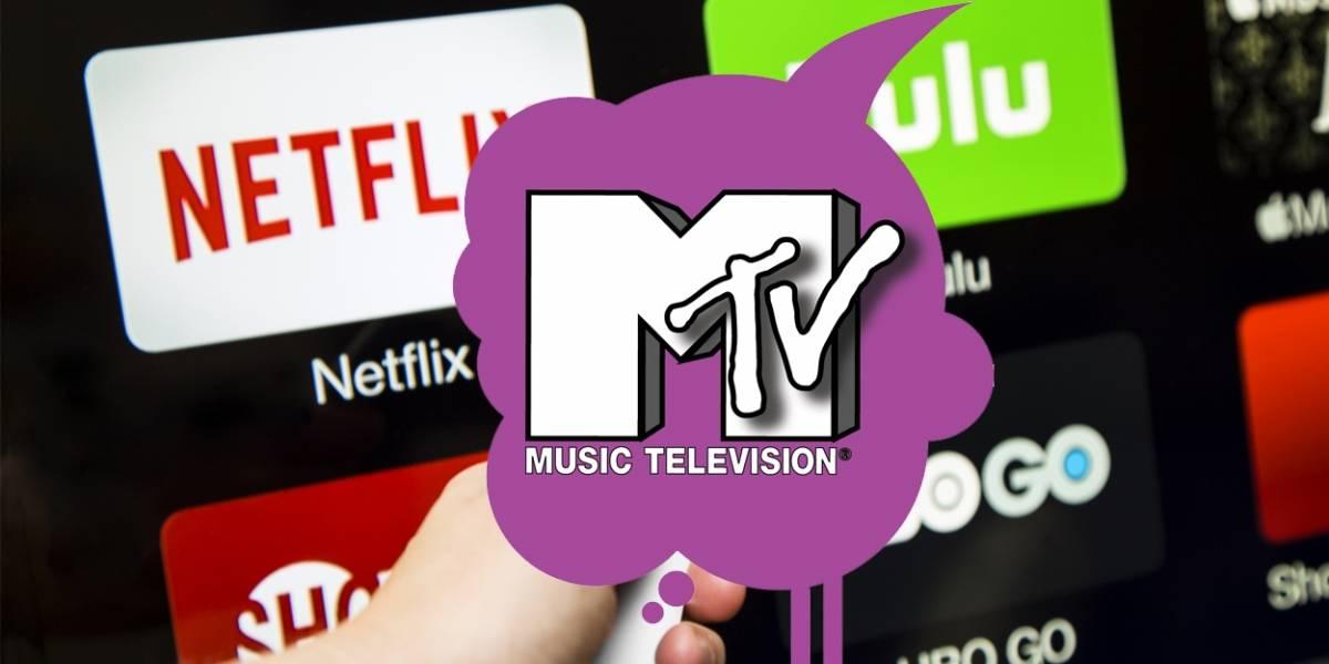 MTV quiere mudarse a Netflix y otras plataformas de streaming