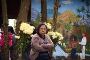 Osamentas en San Juan Comalapa