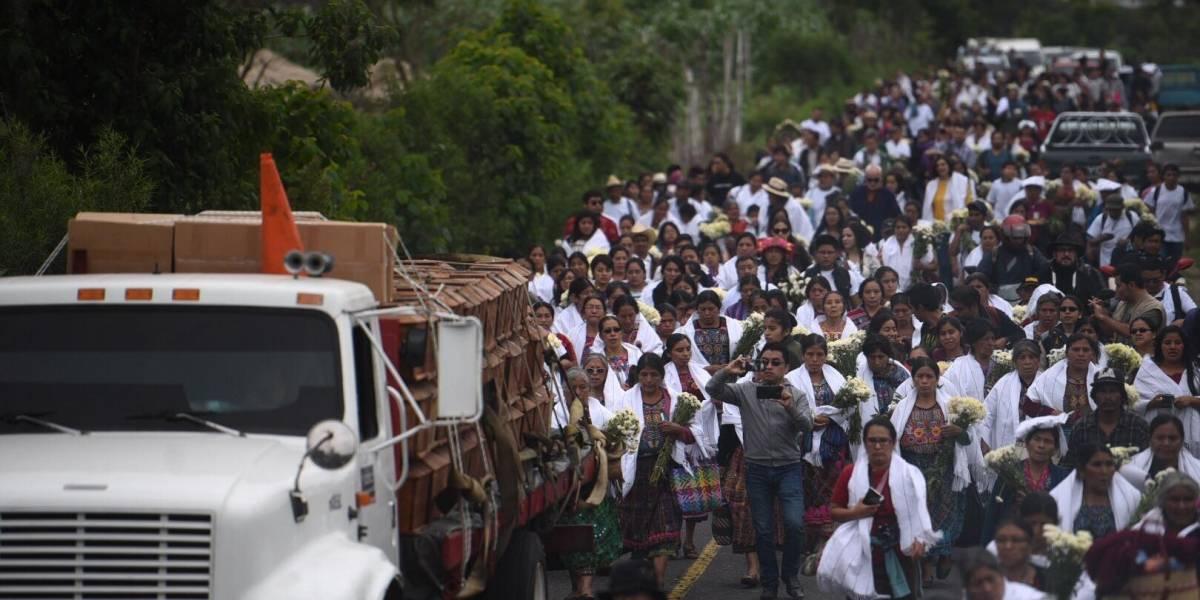 EN IMÁGENES. Osamentas de 172 víctimas del conflicto armado descansarán en un especial Memorial