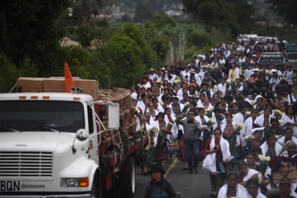 Osamentas San Juan Comalapa
