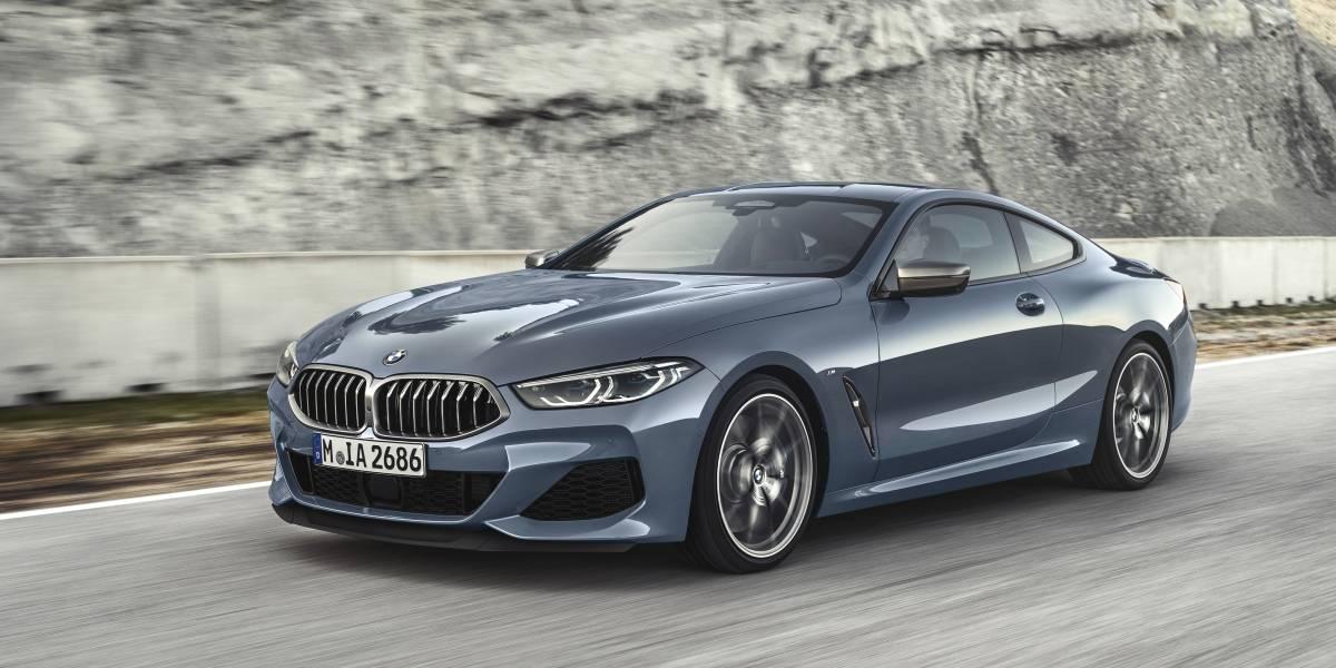 Se estrena el nuevo Serie 8 Coupé de BMW