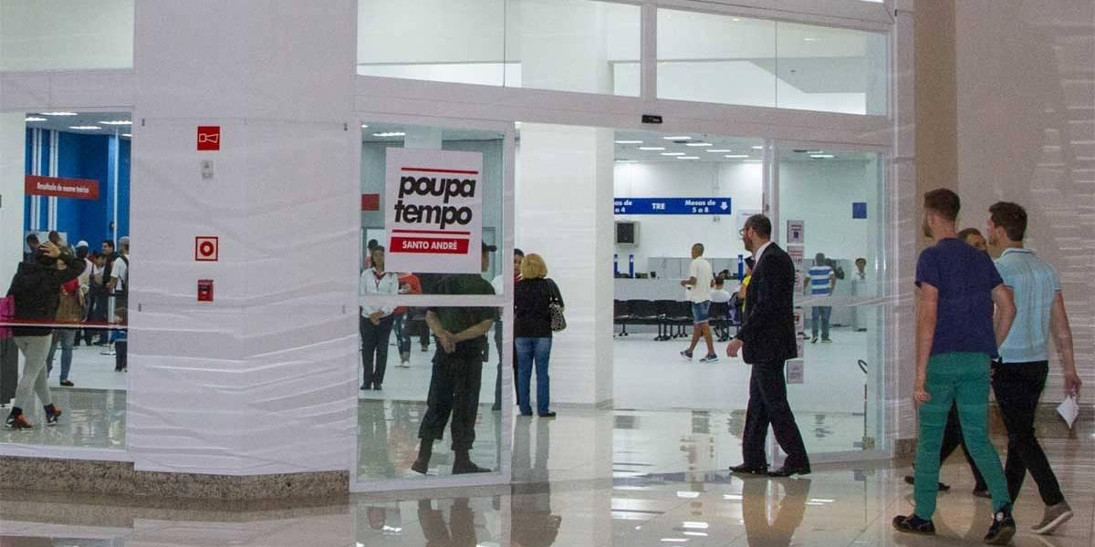 Poupatempo faz inscrição de novos alunos da rede estadual