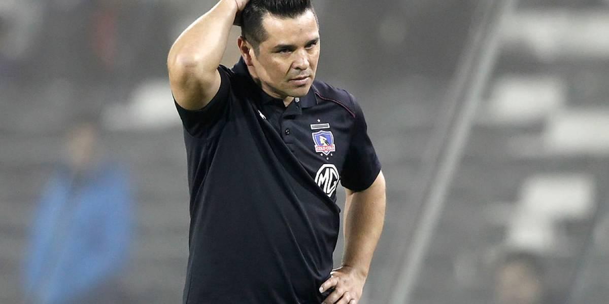 Sufre Colo Colo: Héctor Tapia fue castigado por la Conmebol y no estará en la ida ante Corinthians