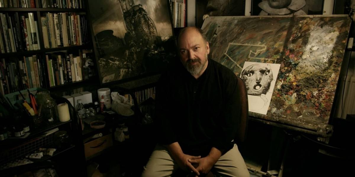 Famoso pelas capas de Sandman, Dave McKean fala sobre carreira, música e novos projetos