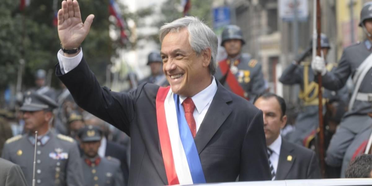 """Presidente Piñera e impuesto a Uber, Spotify y Netflix: """"Son una competencia desleal para otras empresas"""""""