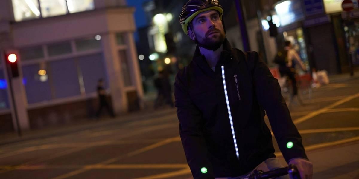 Una chaqueta inteligente para ciclistas, la nueva creación de Ford