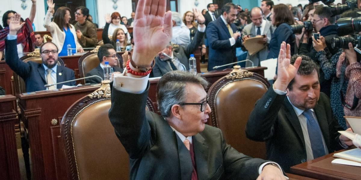 Suárez del Real denunciará a Mikel Arriola por difamación