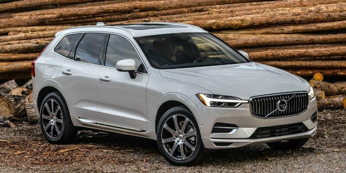 Volvo Cars suma otro premio con su XC60