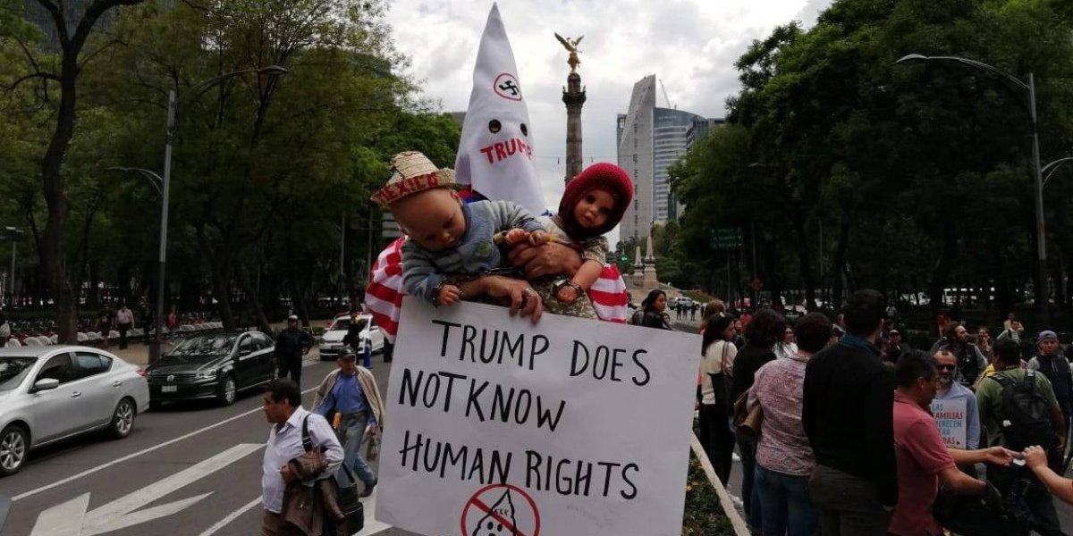 Trump insiste en la deportación