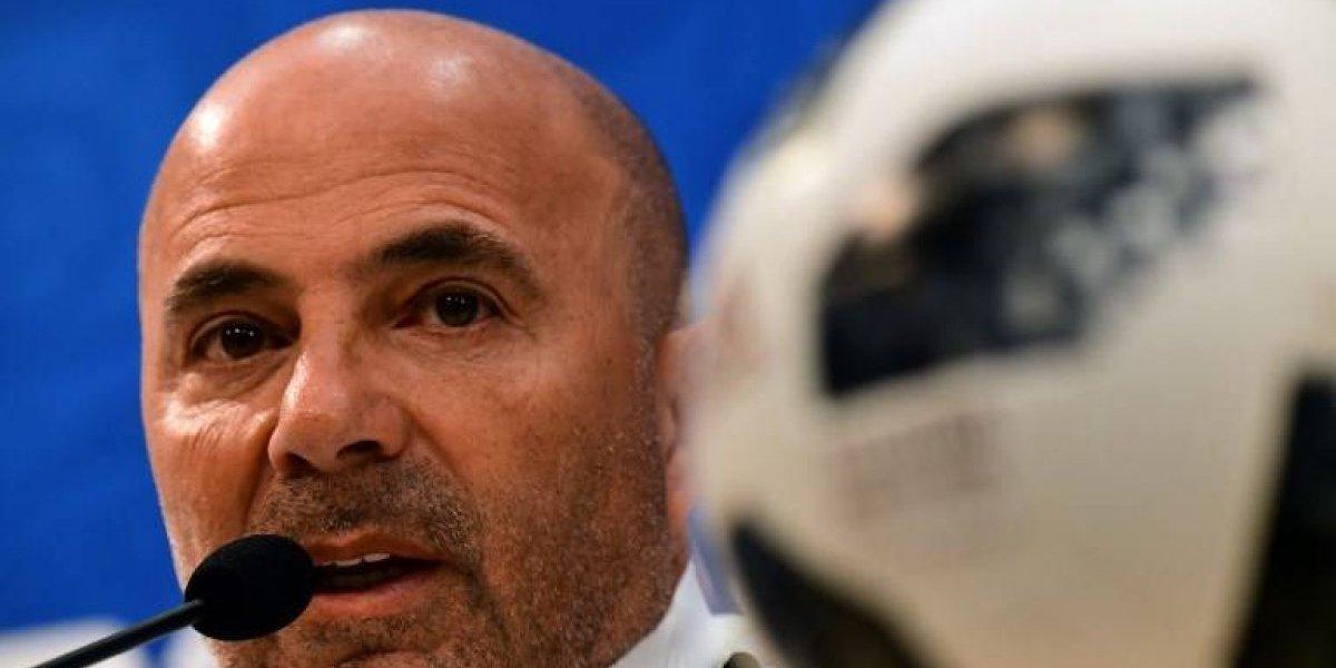 ¿Dirigirá Jorge Sampaoli a Argentina en el partido contra Nigeria?