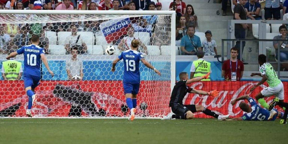 ¿Cómo afecta a Argentina el resultado del partido entre Nigeria e Islandia?