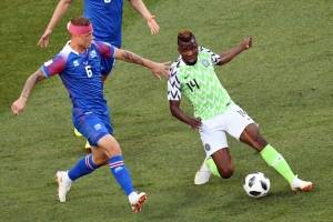 Nigeria-Islandia
