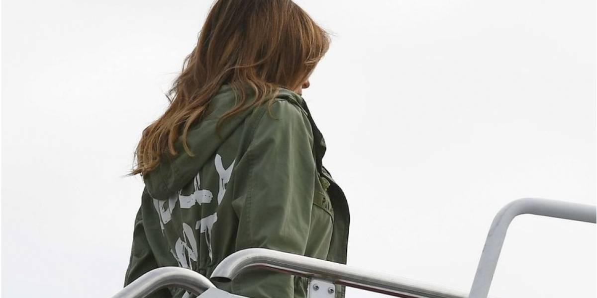 Melania Trump indicó que desea reunir rápido a las familias de inmigrantes