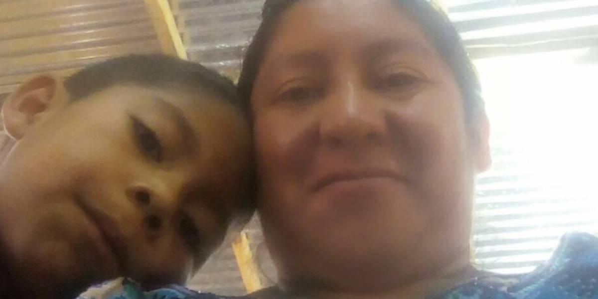 Mãe reencontra filho após processar governo Trump por separação
