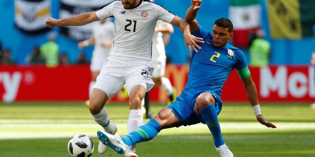 O que acontece se o Brasil empatar com a Costa Rica