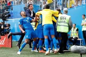 gol neymar seleção brasileira