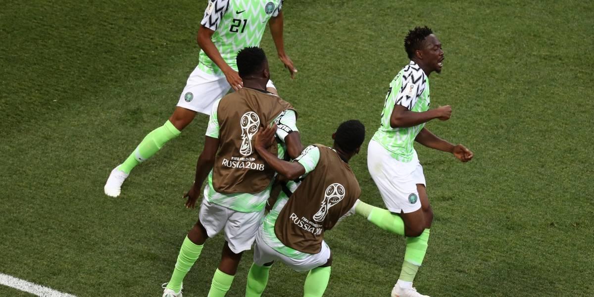 AO VIVO: Nigéria amplia contra a Islândia