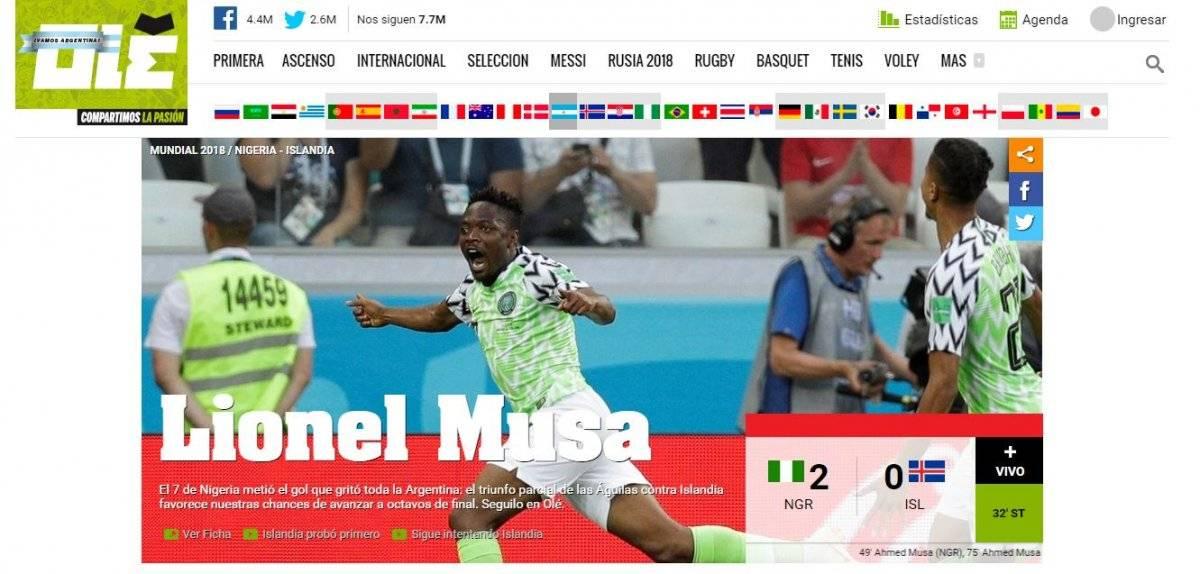 Lionel Musa