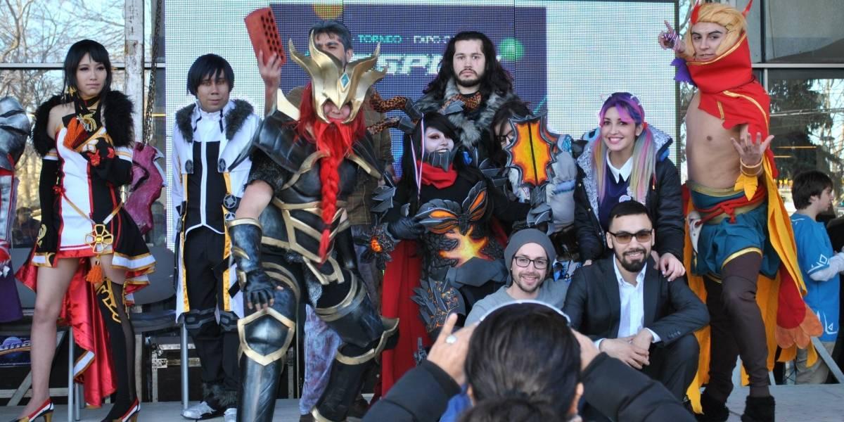 """Ante la duda sobre si habrá o no""""ULoL"""", estudiantes del Inacap organizan campeonato de """"League of Legends"""""""