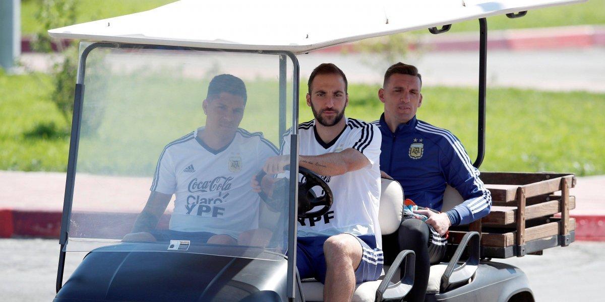 La verdadera razón por la que Armani no es titular en Argentina (y no lo será)