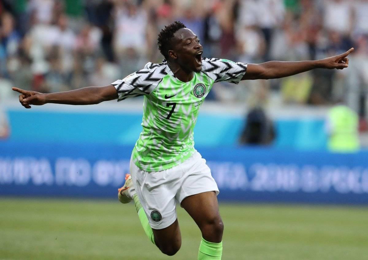 Nigeria gana y revive la ilusión a Argentina EFE
