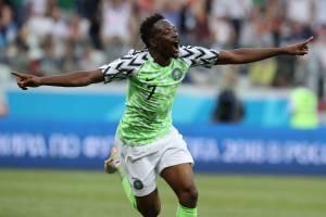 Nigeria gana y revive la ilusión a Argentina