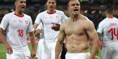 Serbia vs Suiza: Los europeos le pisan los talones a Brasil luego de remontar en el último minuto