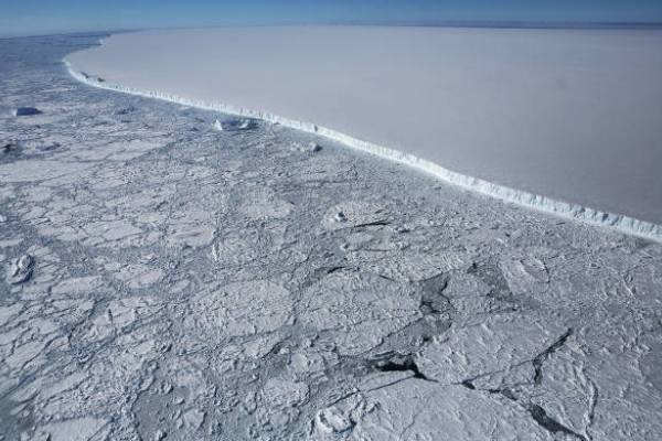 Antártica Larsen C