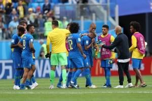 Brasil ganó 2-0 a Costa Rica