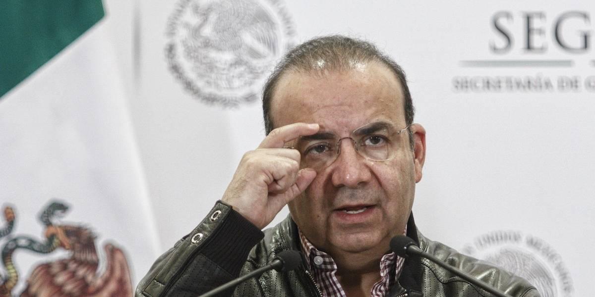 Desmiente Segob a Ricardo Anaya; sí se le ofrece seguridad