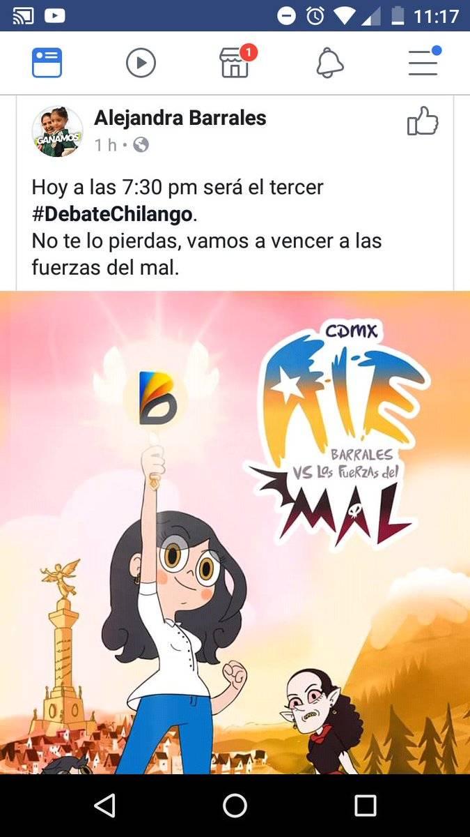 México: La creadora de Star vs las Fuerzas del Mal podría acusar a candidata mexicana de plagio