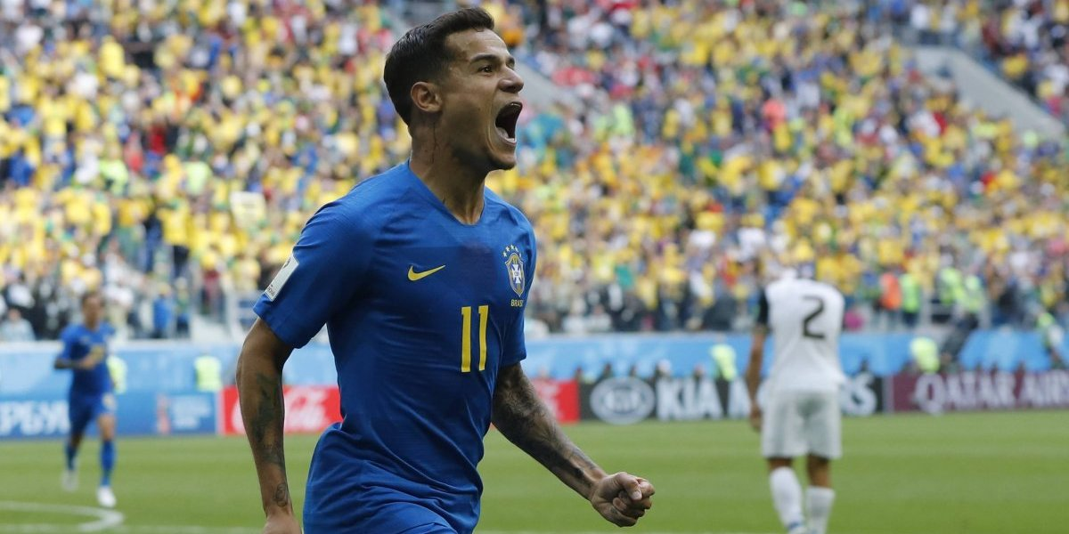 Forzosa victoria de Brasil y sacan a Costa Rica del Mundial Rusia 2018