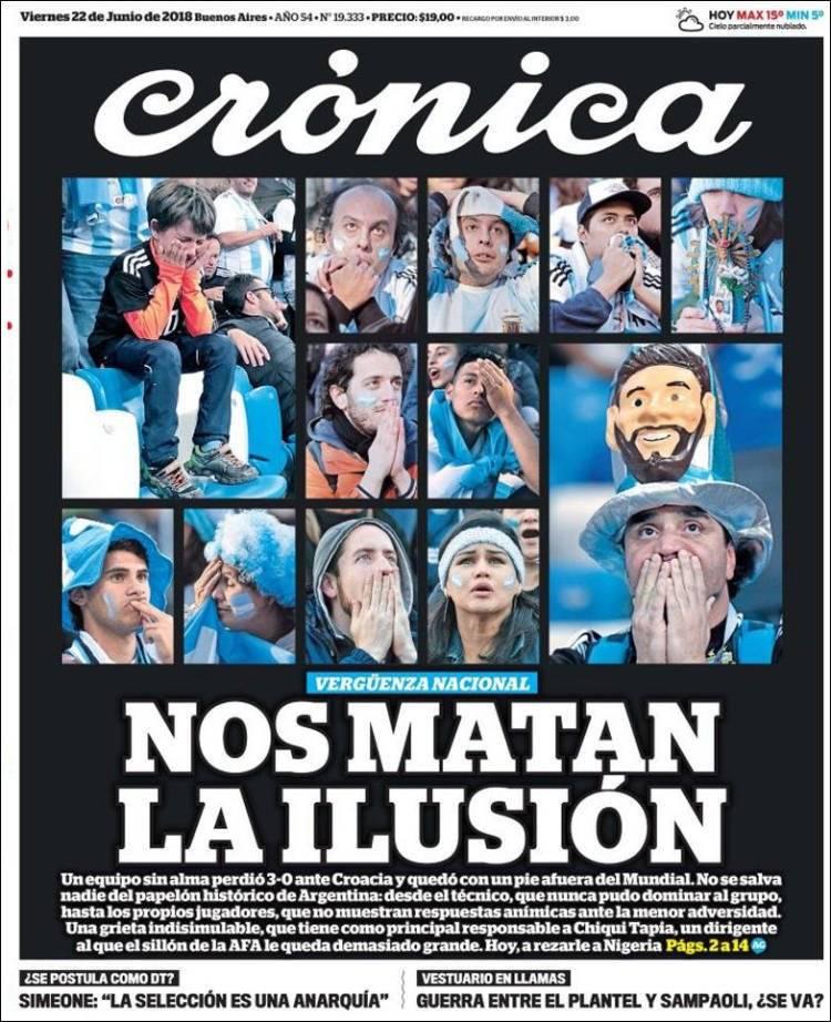 Crónica Crónica